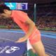Úsmevný incident na Olympiáde - japonský atlét zhodil žrď penisom