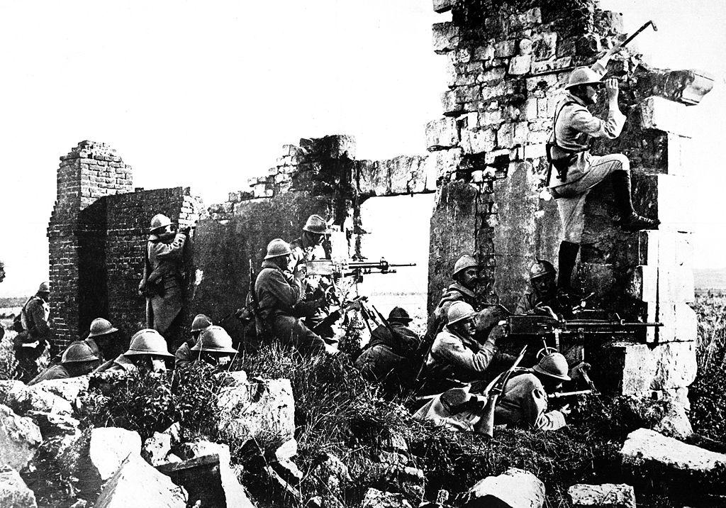 prvá svetová vojna