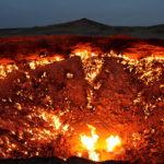 """Ruská """"Brána do Pekla"""", ktorá horí už viac ako 40 rokov"""