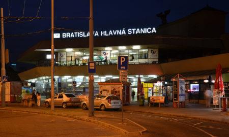 Autobusová stanica