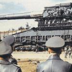 Toto je najväčší kanón, ktorý bol použitý počas II. svetovej vojny