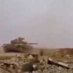Neskutočná reakcia posádky tanku: Dokázali sa vyhnúť dvom riadeným raketám