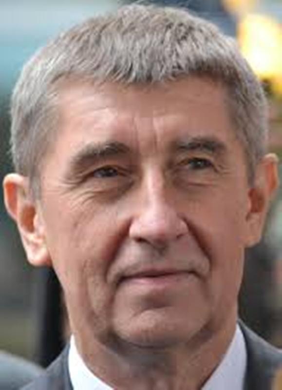 Andrej Babiš Foto:wikimedia