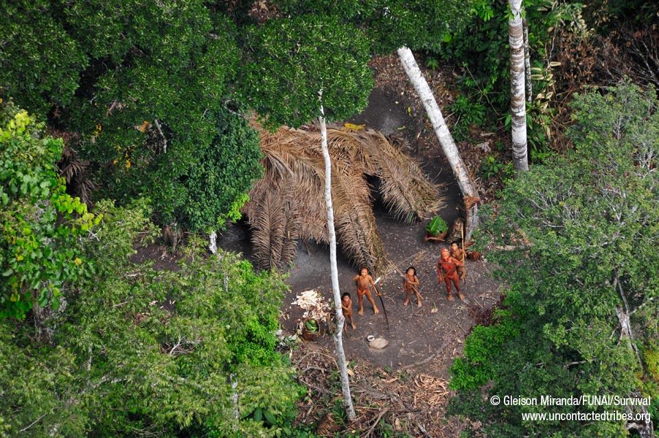 Autor: Gleison Miranda / uncontactedtribes.org