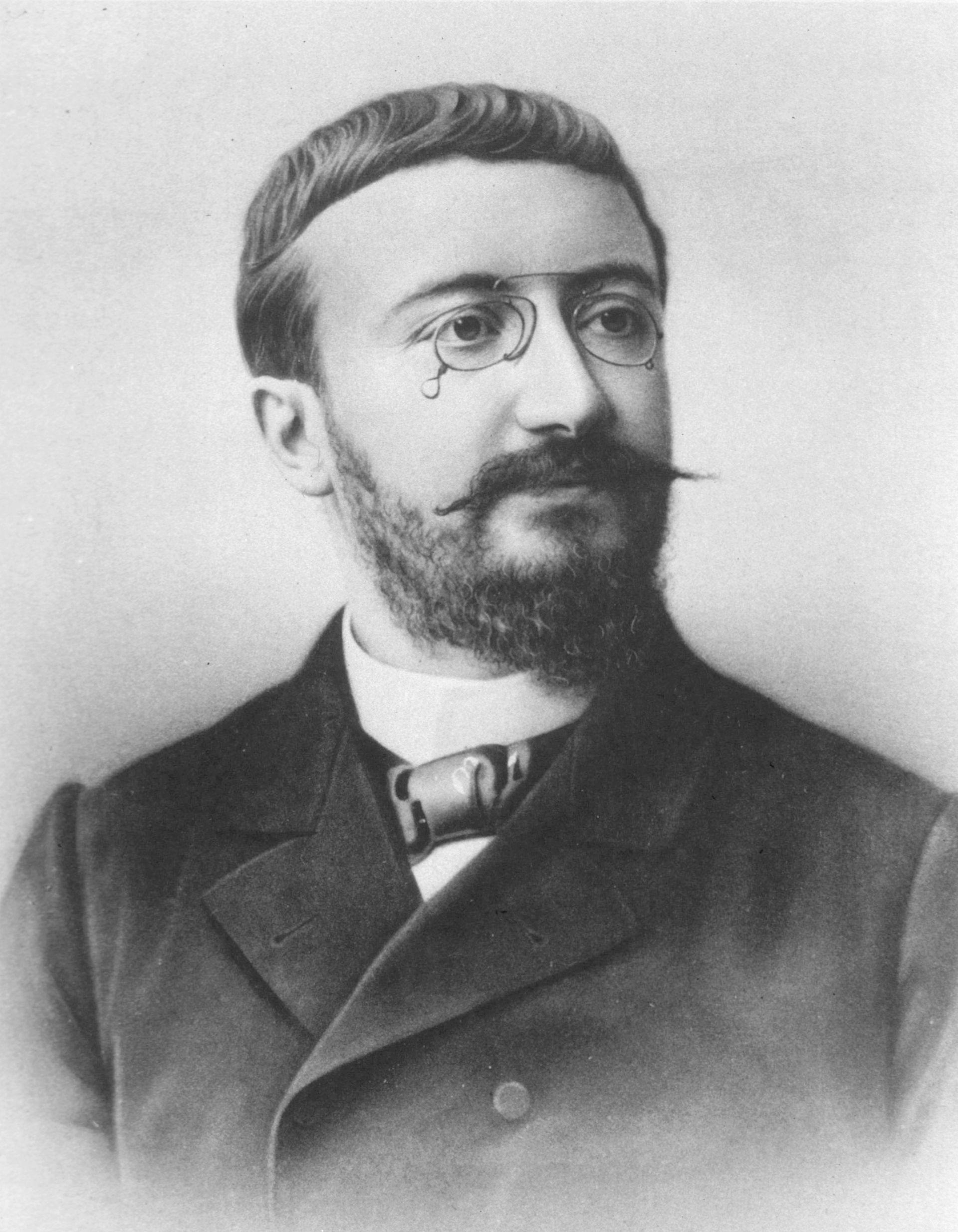 Alfred Binet. Zdroj: Wikipedia