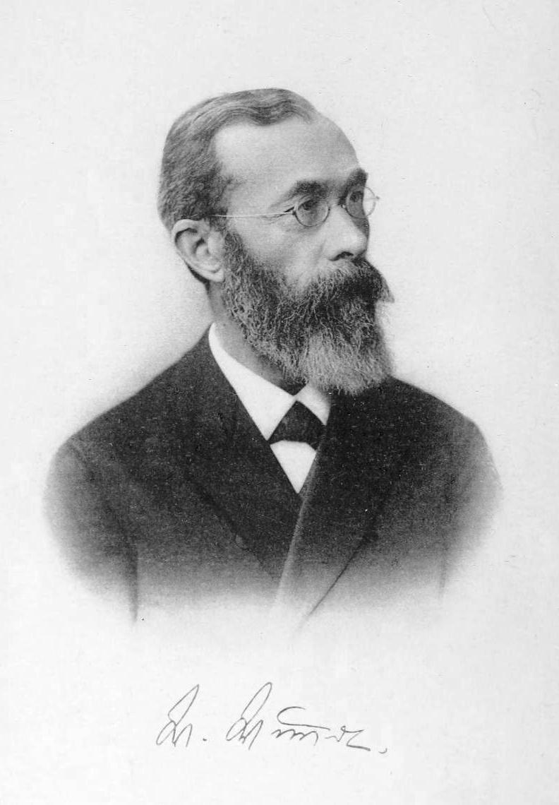 Wilhelm Wundt. Zdroj: Wikipedia