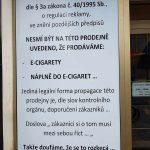 Tomu sa povie marketing! Česká predajňa takto dôvtipne vybabrala so zákonmi