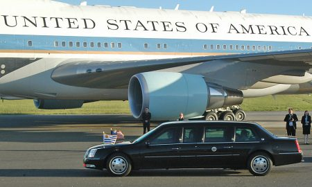 Air_Force_One_and_Limo