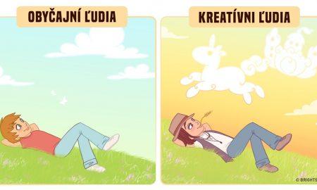 Týchto 10 ilustrácií je dôkazom toho, aká je kreativita v živote človeka dôležitá