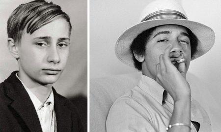 Putin, Trump alebo Merkelová. Takto vyzerali (nielen) súčasní svetoví lídri v mladosti