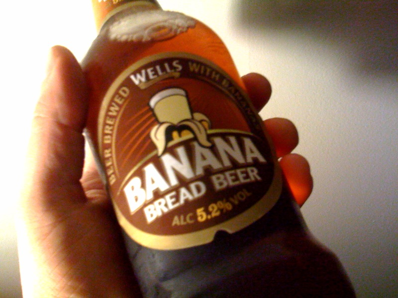 """Wells Banana Bread Beer"" (CC BY 2.0) by jonathansulo"