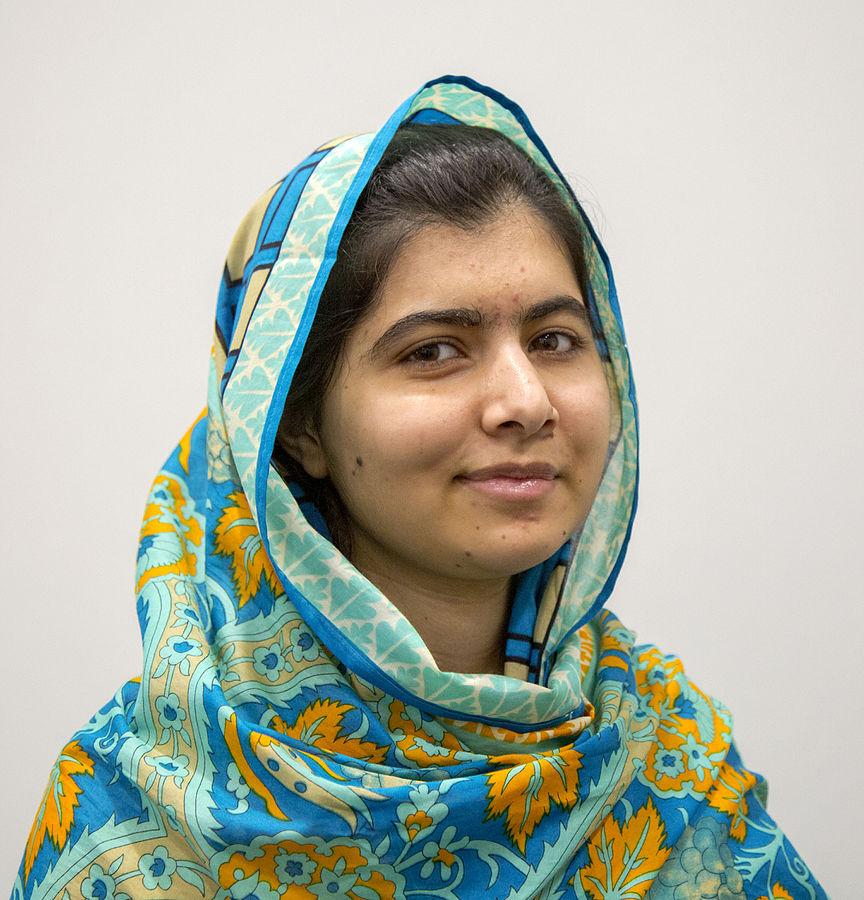 Autor: DFID - UK Department for International Development – Malala Yousafzai: Education for girls, CC BY 2.0, Odkaz