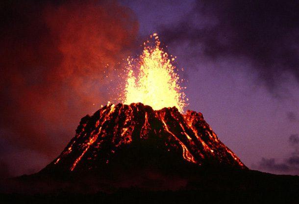 10 neuveriteľných fotiek sopečných erupcií