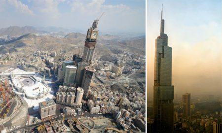 10 najvyšších budov sveta