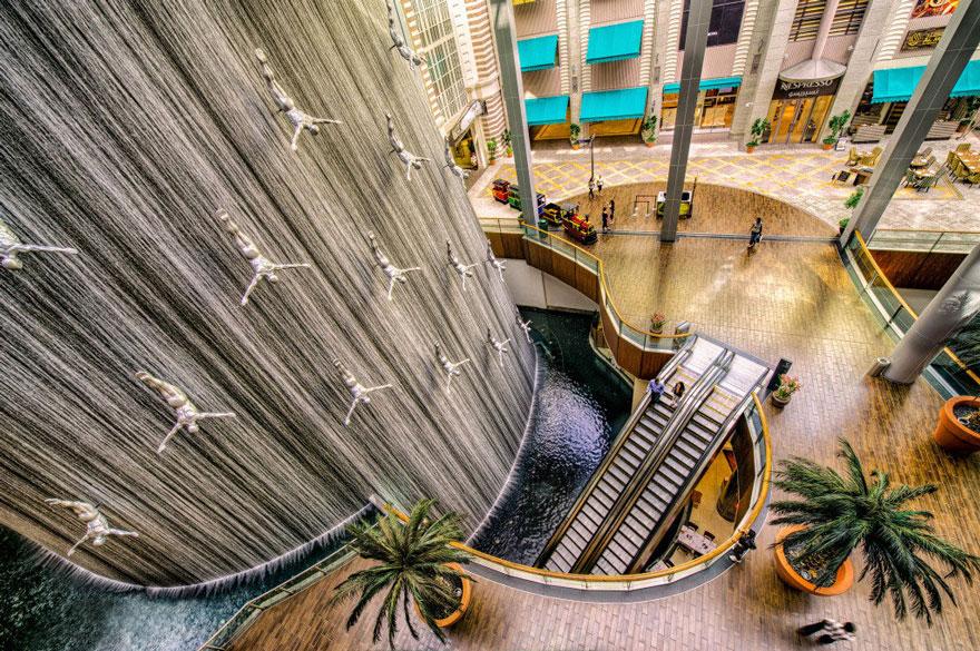 10 najkrajších fontán na svete