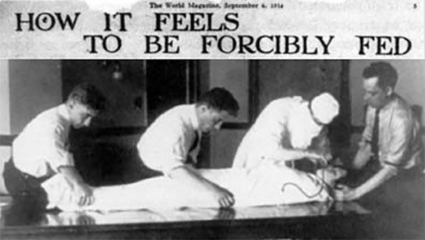 10 znepokojujúcich moderných metód mučenia