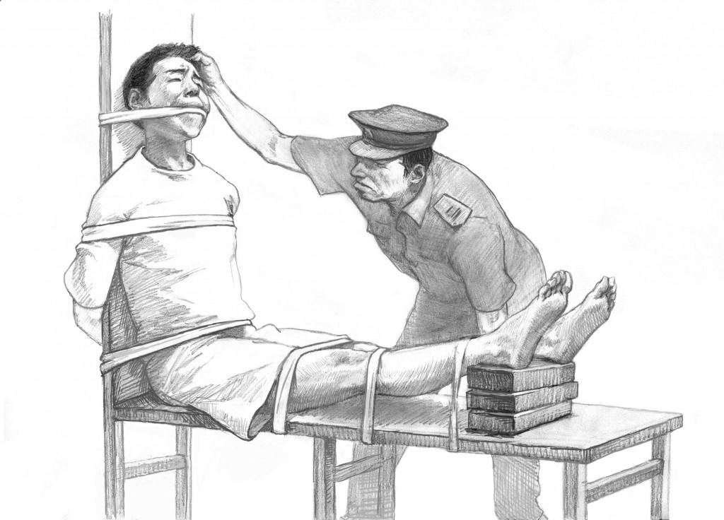 Metódy mučenia