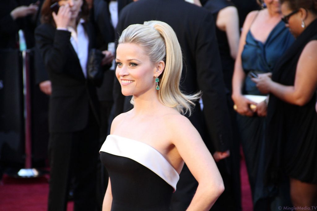 By Mingle MediaTV - Reese Witherspoon at the 83rd Academy Awards Red Carpet IMG_1306, CC BY-SA 2.0, Link