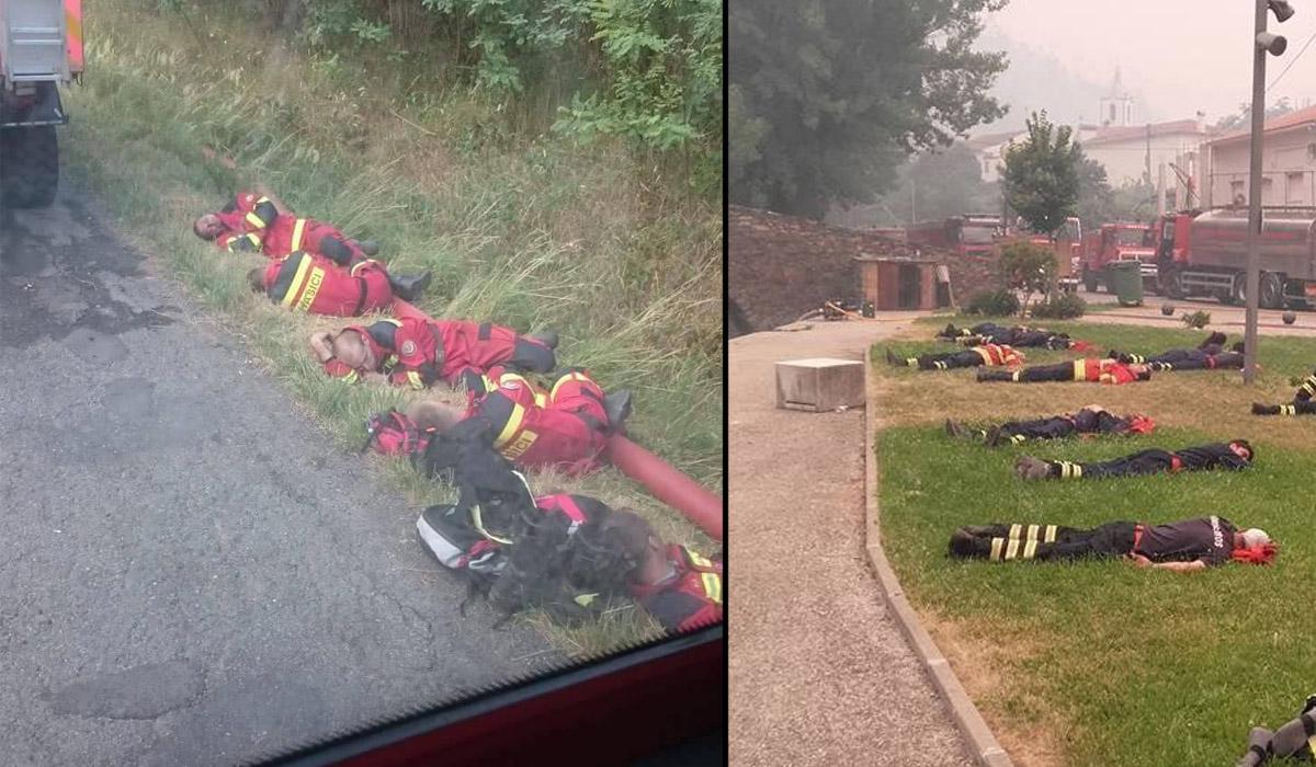 slovenskí hasiči