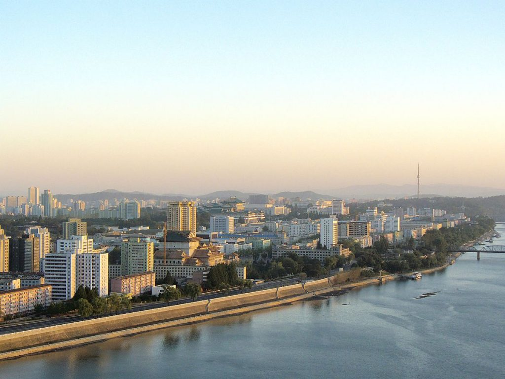 By Kok Leng Yeo from Singapore, Singapore - Pyongyang, North Korea, CC BY 2.0, Link
