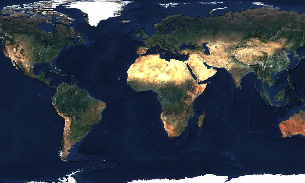 fotografia Zeme