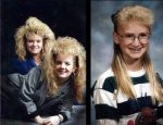 10 najhorších účesov 80-tych rokov. Môžeme byť len a len radi, že táto éra je za nami