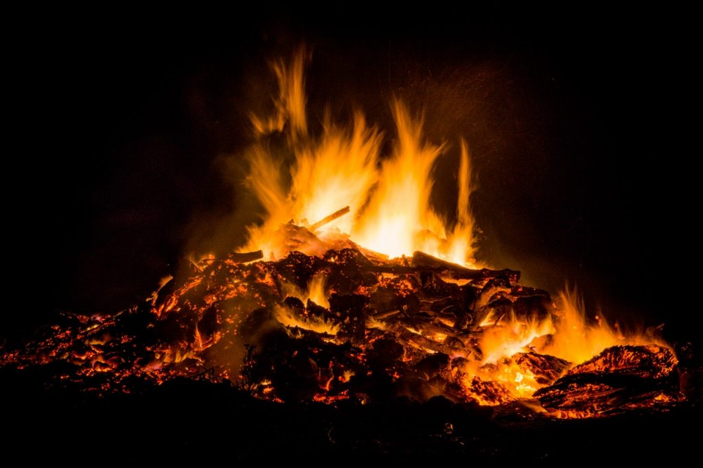 night-fire-easter-celebration
