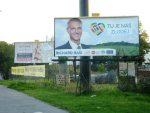 Košice zaplavili vylepšené volebné billboardy