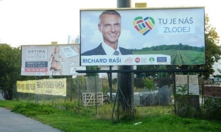 volebné billboardy