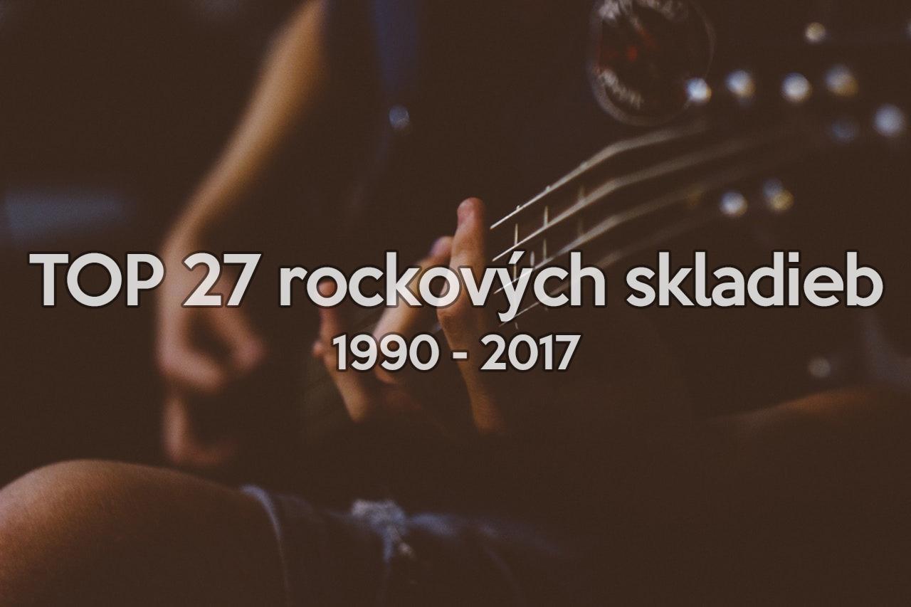 rockové piesne