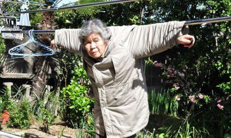 89-ročná babička
