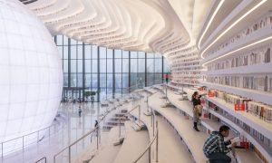 najštýlovejšia knižnica