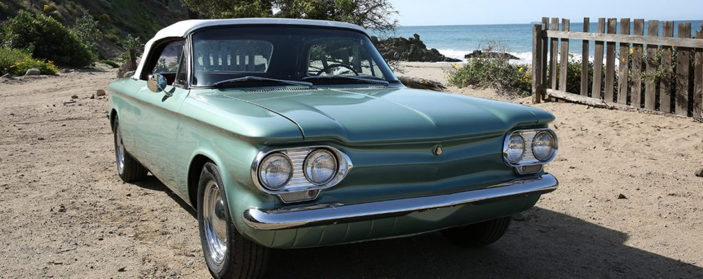 1963 CHEVY CORVAIR
