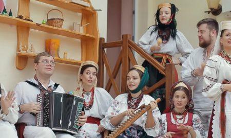 ukrajinská paródia