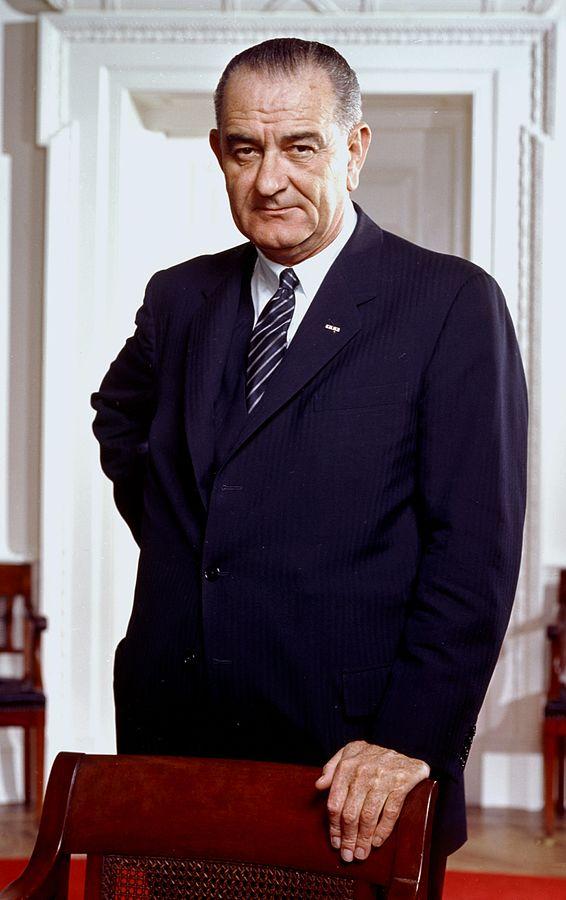 By Arnold Newman, White House Press Office (WHPO) - http://photolab.lbjlib.utexas.edu/detail.asp?id=18170, Public Domain, Link