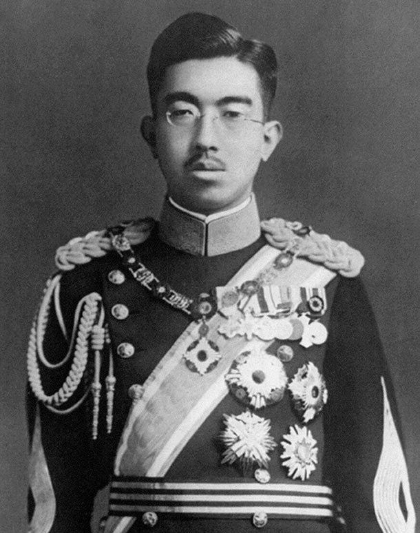 hirohito during wwii Emperor of japan during world war ii, hirohito was the nation's monarch from 1926 until his death in 1989 hirohito announced the surrender of japan to his people in august 1945, and after the war a constitution patterned after that of the united states created a constitutional monarchy form of government in the island nation.
