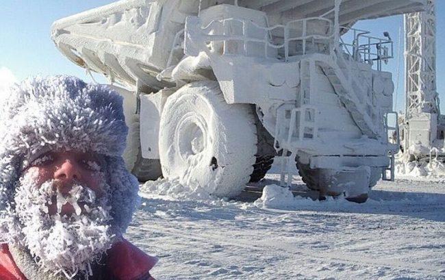 extrémna zima