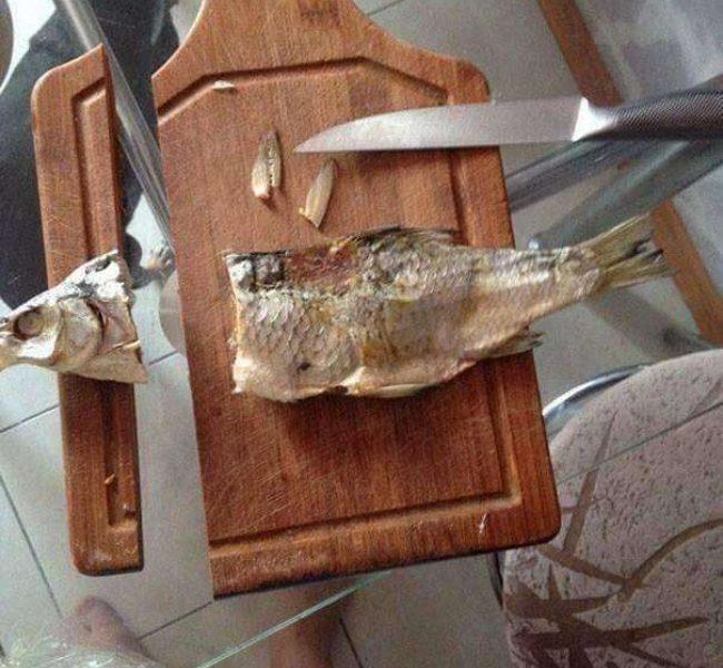 pohroma v kuchyni