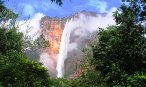 najvyššie vodopády