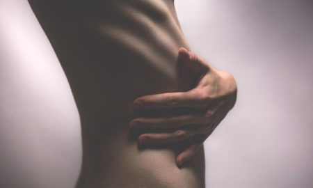 častí tela