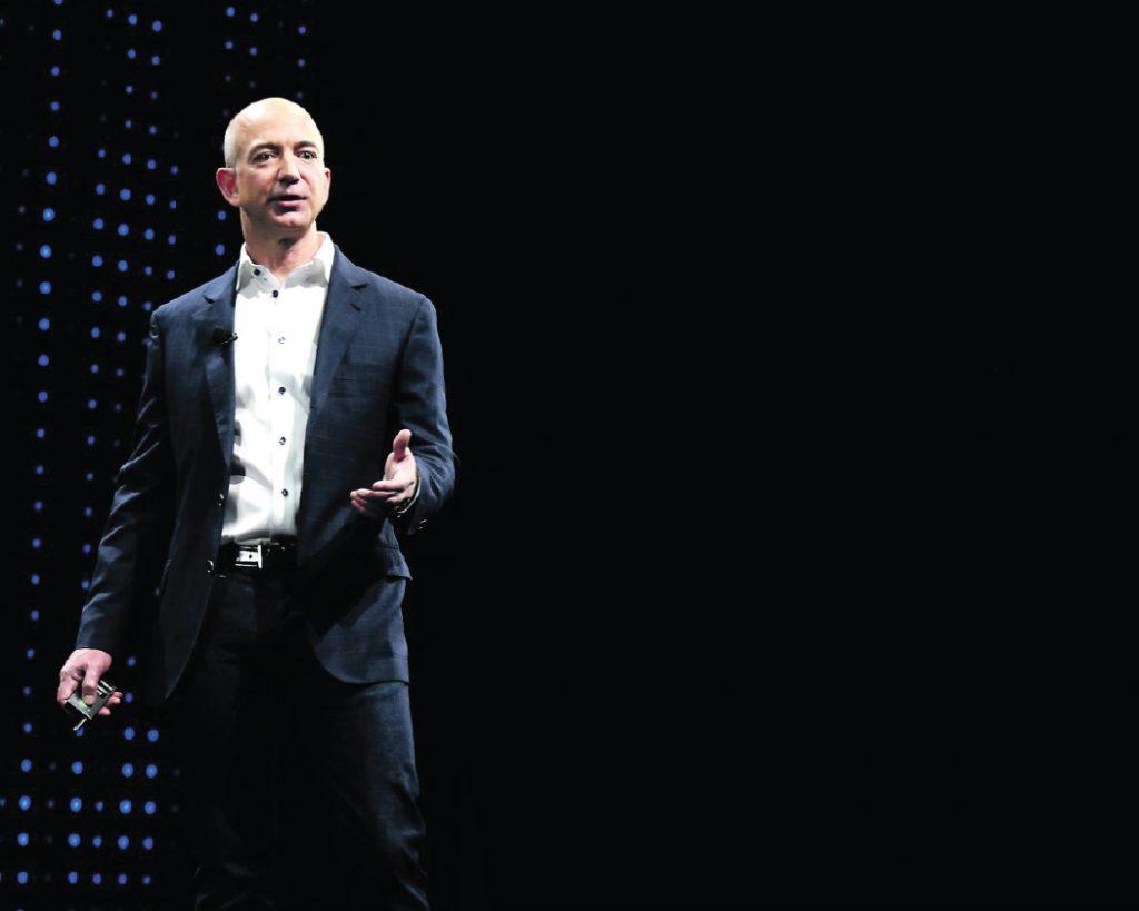 """Jeff Bezos Quote""(CC BY 2.0)byStickerGiant"