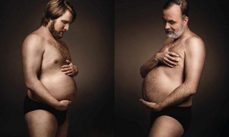 tehotný muž