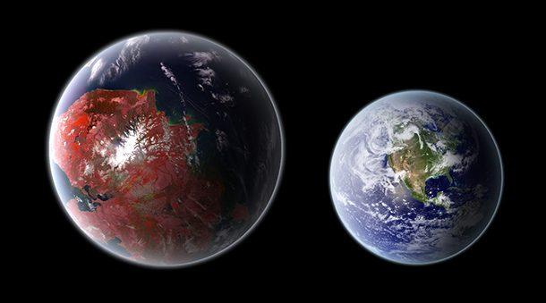 Nové miesto na život? Týchto 10 planét sa podobá našej Zemi