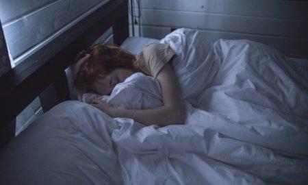 pred spaním
