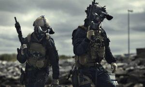 uniformy špeciálnych jednotiek