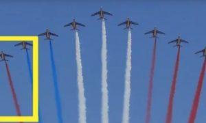 francúzski piloti
