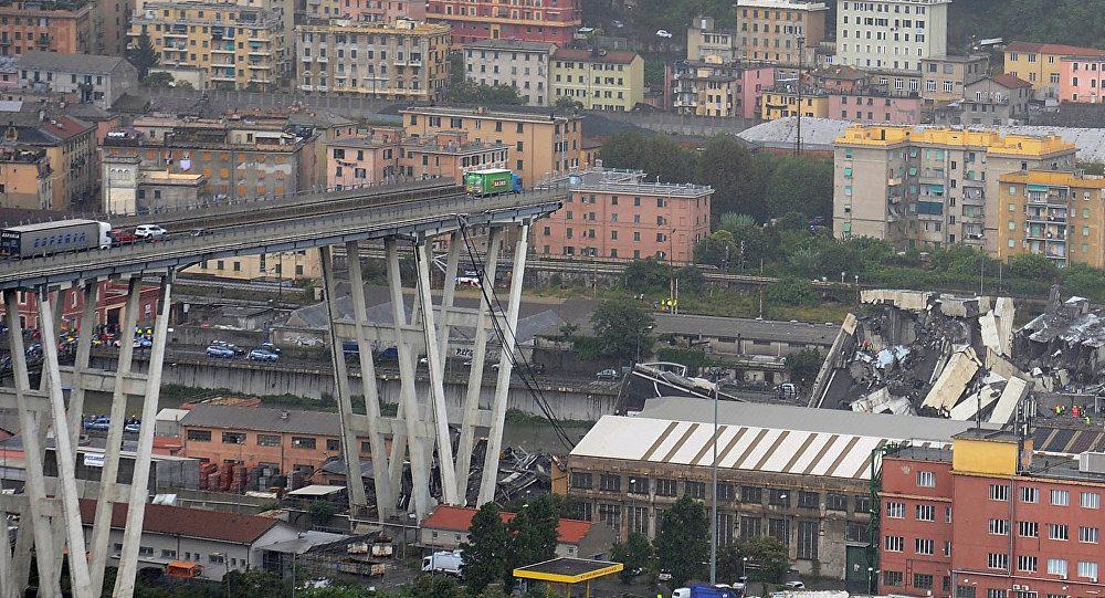 kolaps mosta