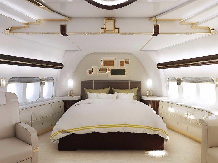 Boeing 747-81 VIP2