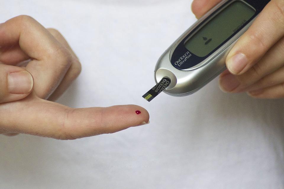 diabetes cukrovka