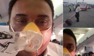 Toto sa stane, ak pilot zabudne natlakovať kabínu lietadla